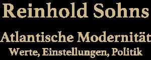 Atlantische Modernität Logo